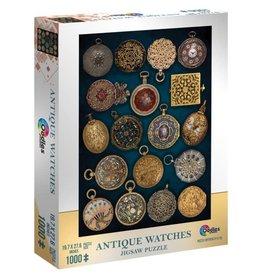Mchezo 1000pc puzzle Antique Watches