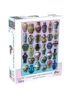 Mchezo 1000pc puzzle A Passion for Porcelain