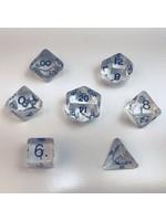 Crystal Caste Translucent 7 set cube: Clear