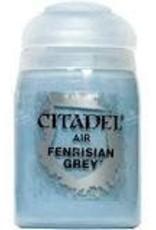 Citadel Paint Air: Fenrisian Grey (24ml)