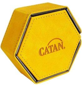 Gamegenic Hexatower: Premium Dice Tower - Catan Yellow