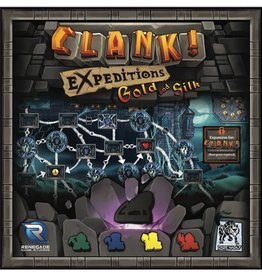 Renegade Game Studios Clank! Expeditions Gold & Silk