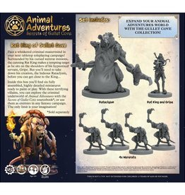 Steamforged Games Animal Adventures: Secrets of Gullet Cove: Rat King