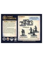 Steamforged Games Animal Adventures: Secrets of Gullet Cove: Enemies