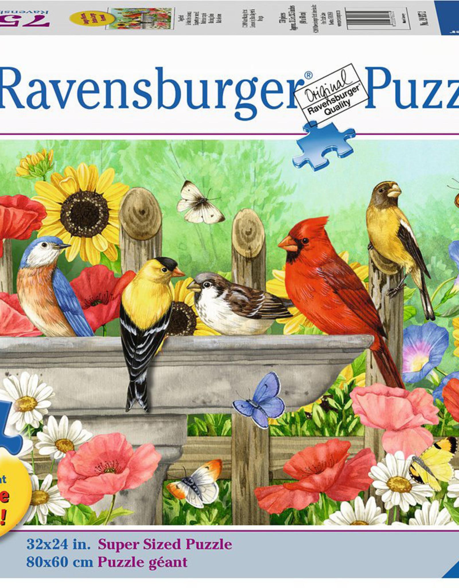 Ravensburger 750pc LF puzzle Bathing Birds