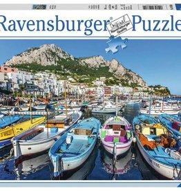 Ravensburger 500pc puzzle Colorful Marina