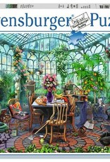 Ravensburger 500pc puzzle Greenhouse Morning