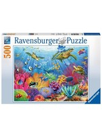 Ravensburger 500pc puzzle Tropical Waters