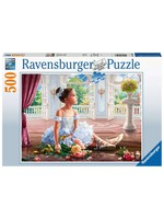 Ravensburger 500pc puzzle Sunday Ballet