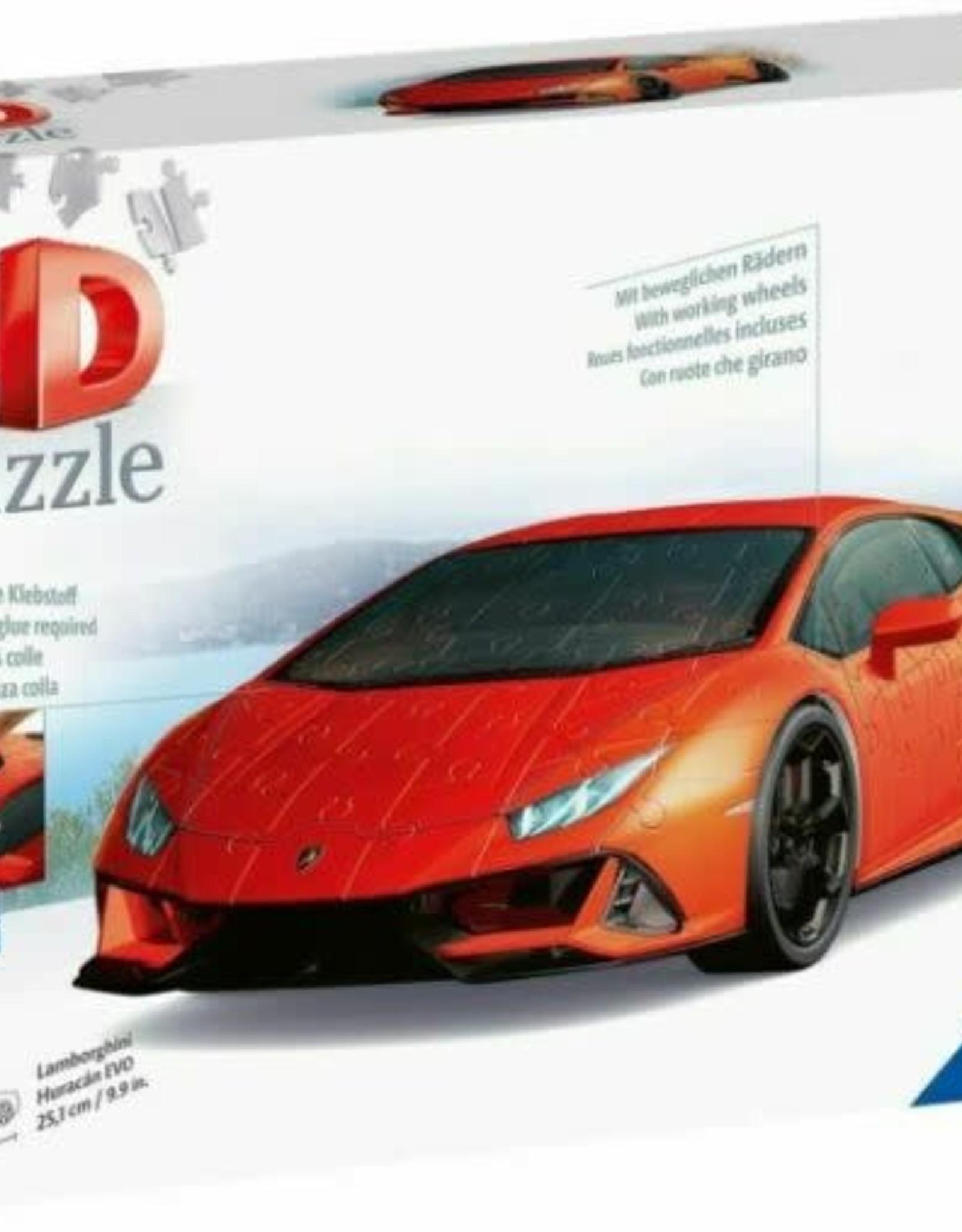 Ravensburger 3D puzzle Lamborghini Huracan Evo
