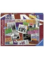 Ravensburger 1000pc puzzle Beatles Tickets