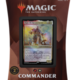 Wizards of the Coast Strixhaven Commander Deck - Lorehold Legacies [Preorder]