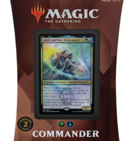 Wizards of the Coast Strixhaven Commander Deck - Quantum Quandrix [Preorder]