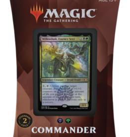 Wizards of the Coast Strixhaven Commander Deck - Witherbloom Witchcraft [Preorder]