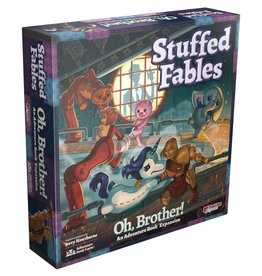 ZMan Games Stuffed Fables: Oh Brother!
