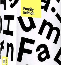 Cards Against Humanity Cards Against Humanity Family Edition