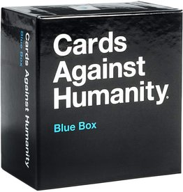 Cards Against Humanity Cards Against Humanity Blue Box