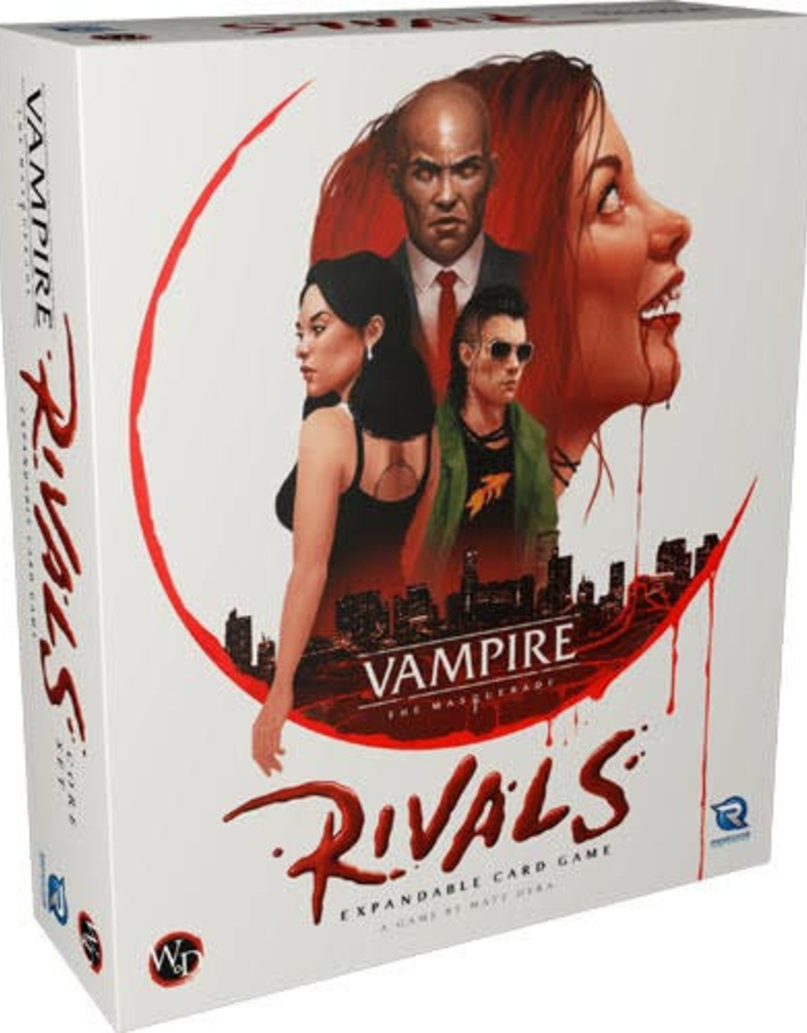 Renegade Game Studios Vampire The Masquerade Rivals ECG: Core Se [Preorder]
