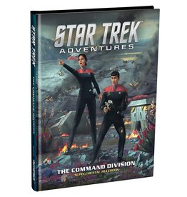 Modiphius Star Trek Adventures RPG The Command Division