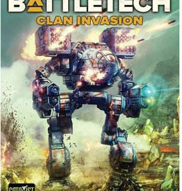 CATALYST GAME LABS Battletech Clan Invasion