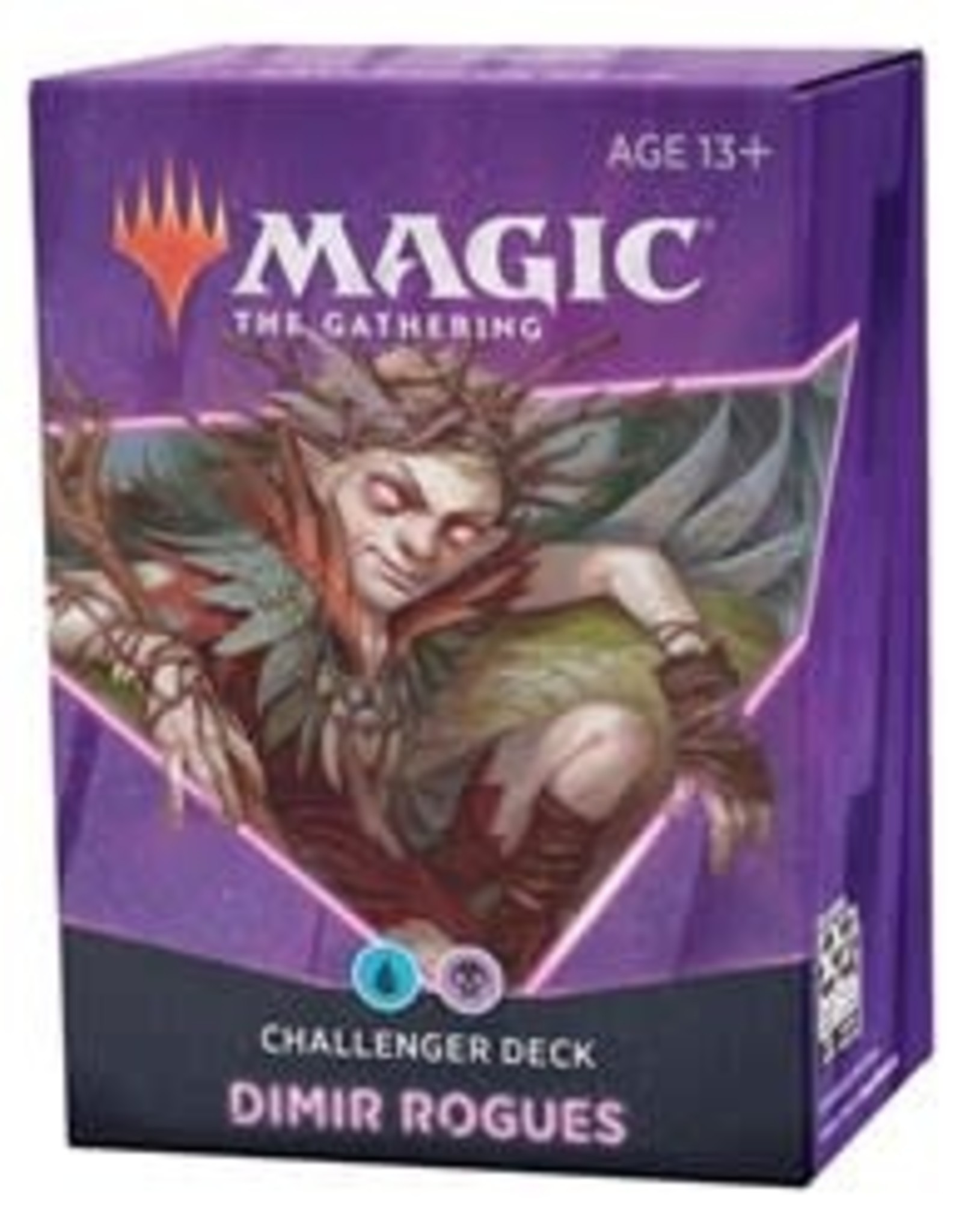 Wizards of the Coast Magic 2021 Challenger Deck Dimir Rogues