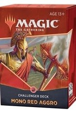 Wizards of the Coast Magic 2021 Challenger Deck Mono Red Aggro
