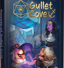 Steamforged Games Animal Adventures: Secrets of Gullet Cove Source Book