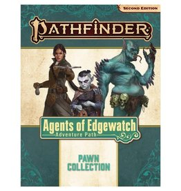 PAIZO Pathfinder 2E: Agents of Edgewatch Pawn Collection