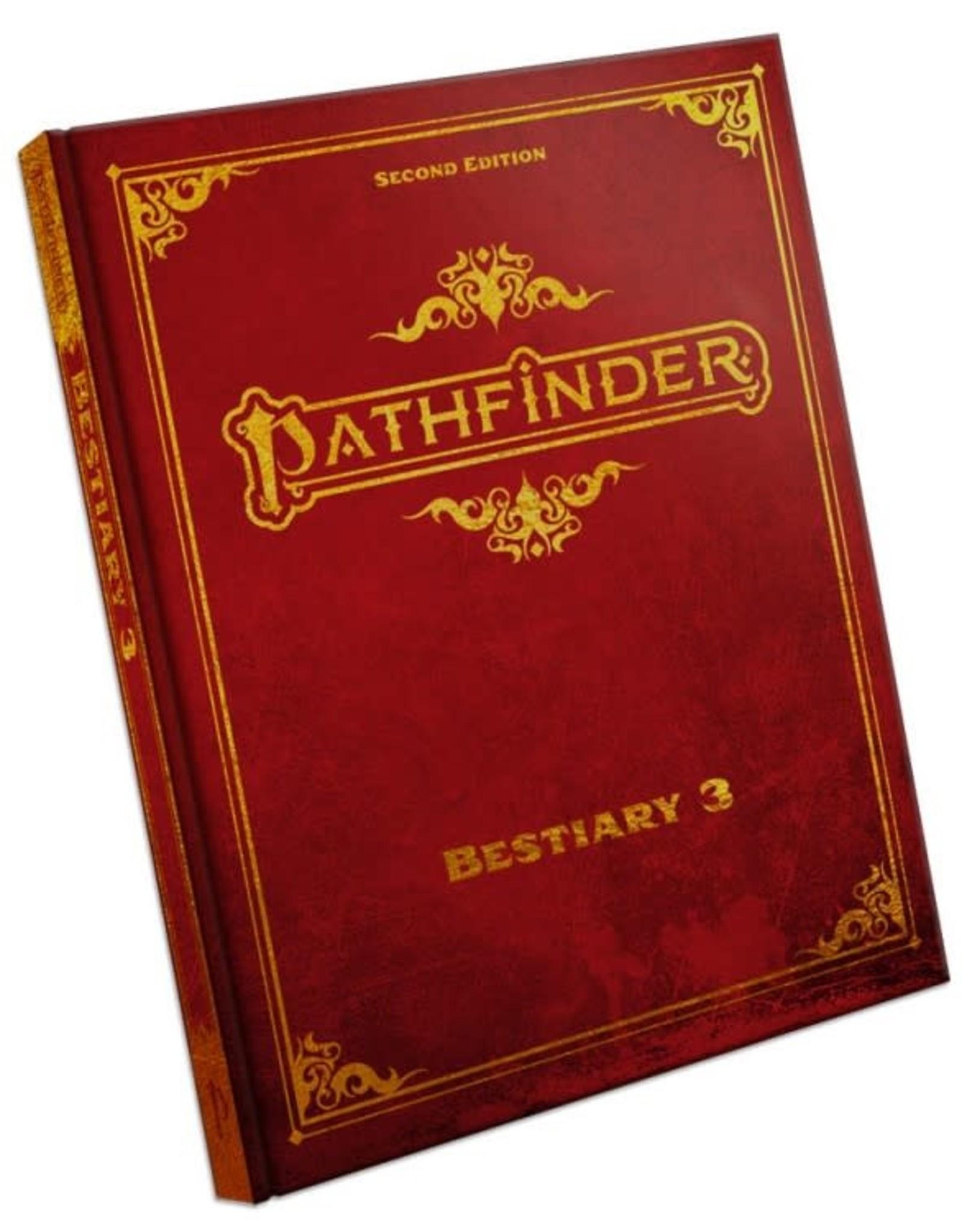 PAIZO Pathfinder 2E: Bestiary 3 Special Edition