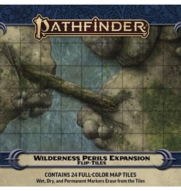 PAIZO Pathfinder 2E: Flip-Tiles: Wilderness Perils Expansion