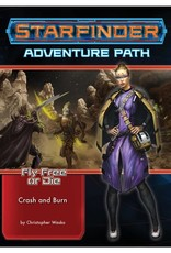 PAIZO Starfinder Adventure Path: Crash & Burn (FFoD 5/6)