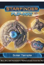 PAIZO Starfinder: Flip-Mat: Solar Temple