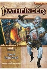 PAIZO Pathfinder 2E Adventure Path: Eyes of Empty Death (AV 3/3)
