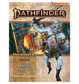 PAIZO Pathfinder 2E Adventure Path: Eyes of Empty Death (AV 3/3)