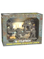 CATALYST GAME LABS Battletech: Miniature Force Pack:  Inner Sphere Command Lance