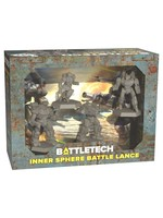 CATALYST GAME LABS Battletech: Inner Sphere Battle Lance Force