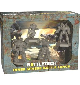 CATALYST GAME LABS Battletech: Inner Sphere Battle Lance Force