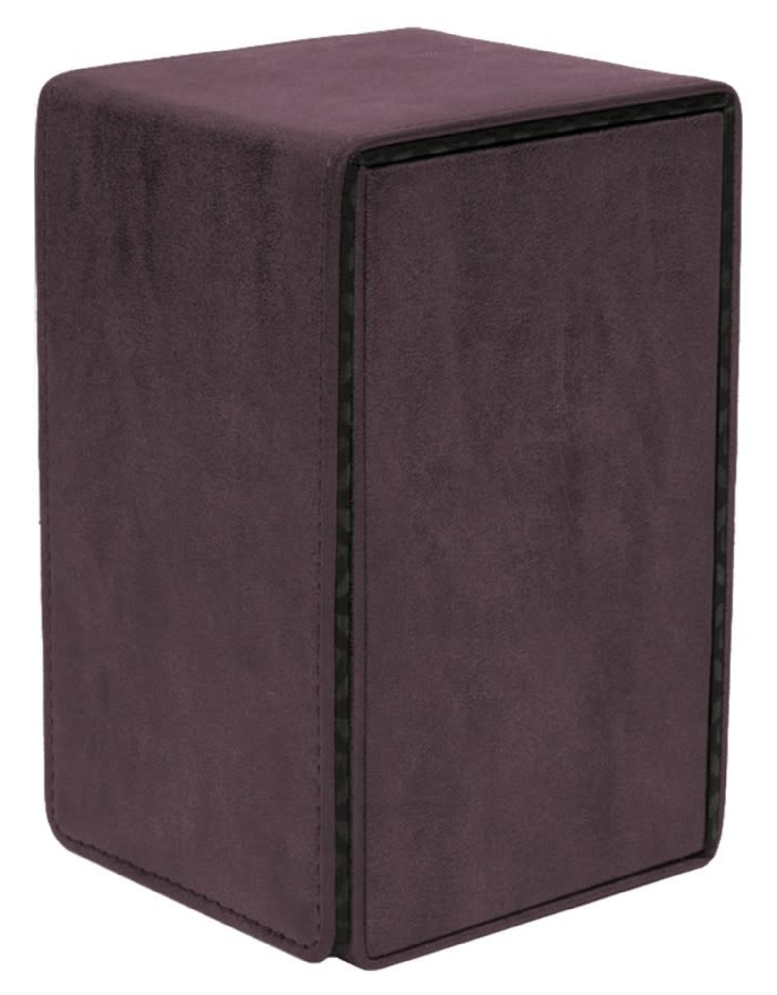 Ultra Pro Alcove Tower Deck Box: Suede Amethyst
