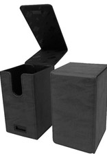 Ultra Pro Alcove Tower Deck Box: Suede Jet