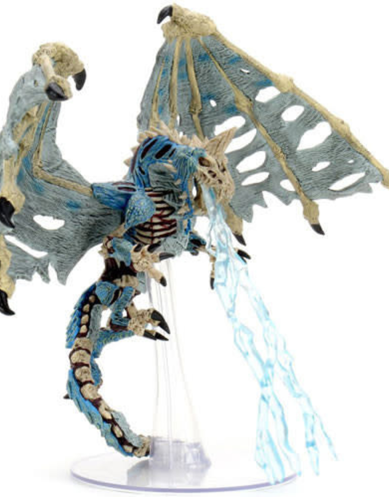 WizKids D&D Icons of the Realms: Boneyard Premium: Blue Dracolith