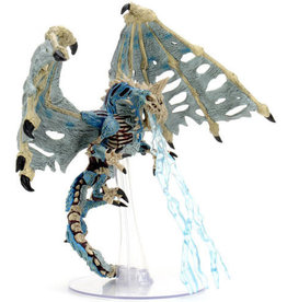 WizKids D&D Icons of the Realms: Boneyard Premium: Blue Dracolith