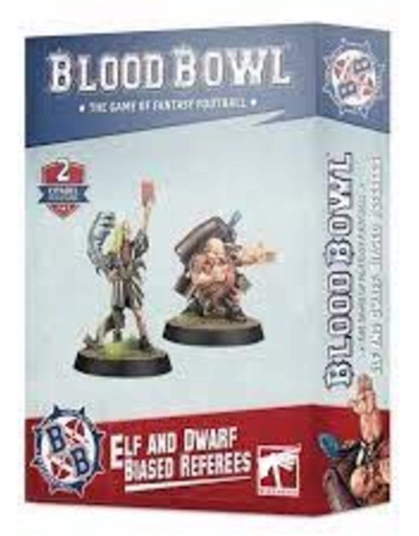 Games Workshop Blood Bowl: Elf & Dwarf Biased Referees
