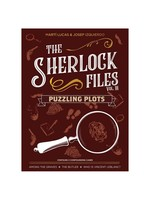 Indie Boards and Cards Sherlock Files Vol 3 Puzzling Plots