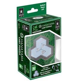 University Games Hanayama Puzzle: Hexagon lvl 4