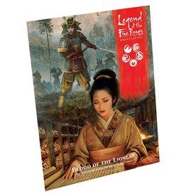 Fantasy Flight Games L5R RPG: Blood of the Lioness