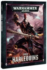 Games Workshop CODEX: HARLEQUINS (HB) (ENGLISH)