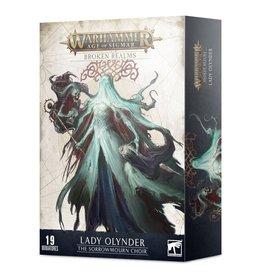 Games Workshop Nighthaunt: Lady Olynder The Sorrormourn Choir (Broken Realms)