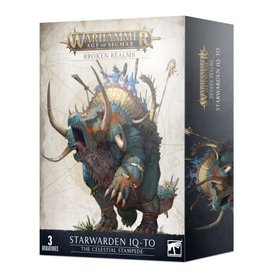 Games Workshop Searaphon: Starwarden Iq-To The Celestial Stampede (Broken Realms)