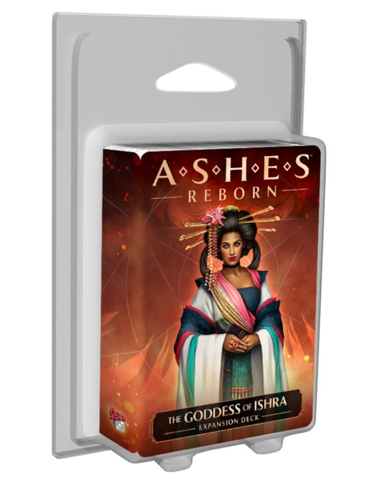 Plaid Hat Games Ashes Reborn: The Goddess of Ishra Expansion Deck