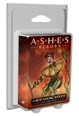 Plaid Hat Games Ashes Reborn: The Boy Among Wolves Expansion Deck